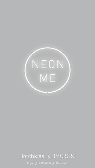 NEON ME on the App Store on iTunes