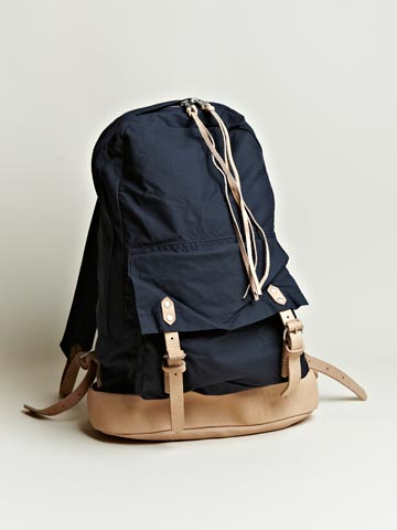 Nonnative Men's Waxed Dweller Back Pack | LN-CC