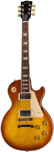 Amazon.co.jp: Gibson Les Paul Traditional Plus Top Honey Burst: 楽器