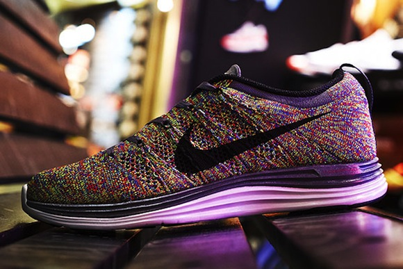 "Nike Flyknit One+ ""Multi-Color"" 