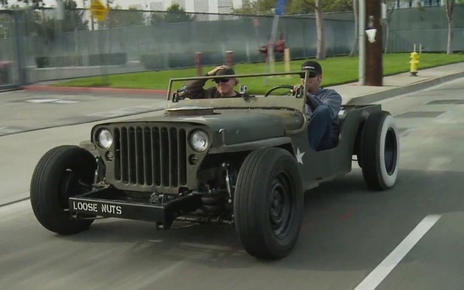 Roadkill: L.A. to Arizona in a Rat-Rod Jeep - Rumor Central