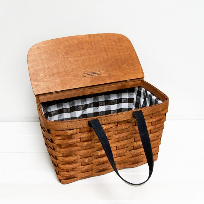 picnic basket | ∫have but not need∫ | Pinterest
