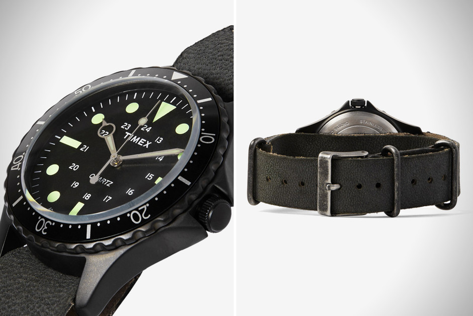 Timex Navi Harbor Watches | HiConsumption