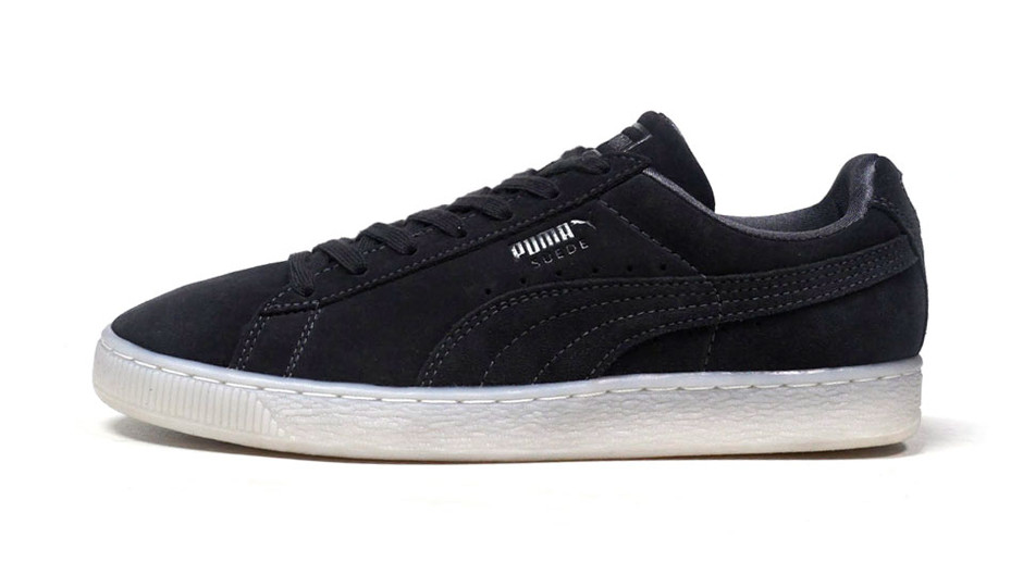 "SUEDE CLASSIC COLORED ""LIMITED EDITION for D.C.4"" C.GRY/WHT プーマ Puma 