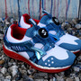 DISC BLAZE LTWT SPORTY 「LIMITED EDITION for The LIST」 WHT/SAX/RED プーマ Puma | ミタスニーカーズ|ナイキ・ニューバランス スニーカー 通販