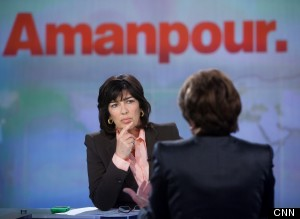 Christiane Amanpour: Pictures, Videos, Breaking News