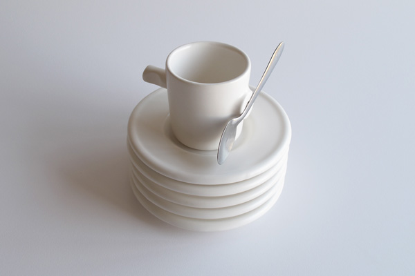Brothers in Arms - Dishware by André Gouveia » Yanko Design
