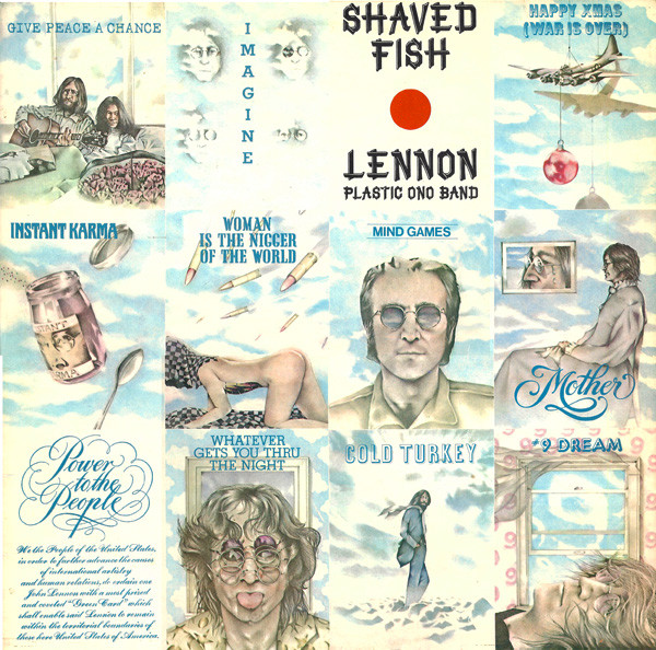 Lennon* / Plastic Ono Band* - Shaved Fish at Discogs