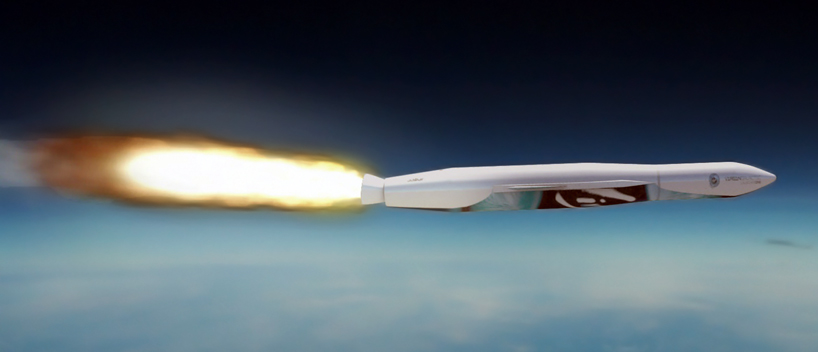 virgin galactic launcherOne rocket