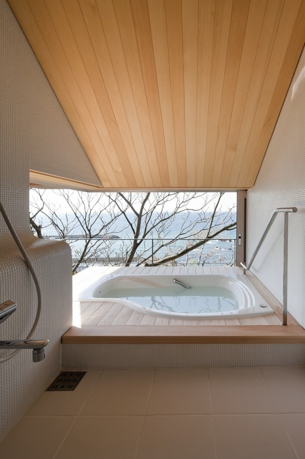 Architecture Photography: Wind-dyed House / acaa (2) (202241)