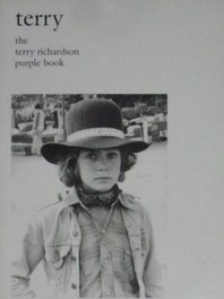 TERRY THE TERRY RICHARDSON PURPLE BOOK A SPECIAL EDITION FOR PURPLE FASHION #2 flotsam books