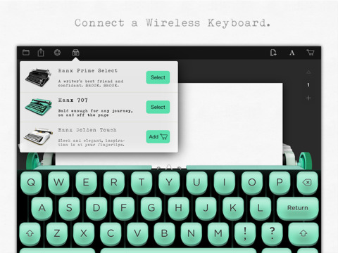 Tom Hanks just released a typewriter app for iPad | The Verge