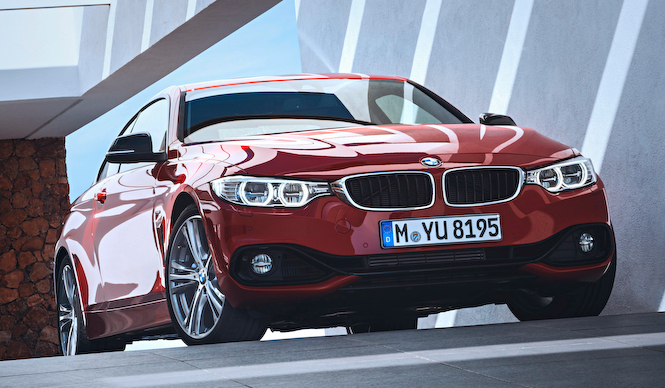 Gallery|BMW 4 シリーズ 公開|BMW | Web Magazine OPENERS - BMW