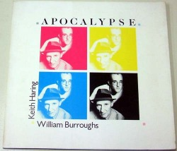 APOCALYPSE アポカリプス by William S. BURROUGHS/Keith Haring(洋書)■ 古本買取・販売>古書ドリス
