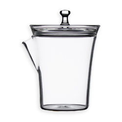 ≪ FRENCH TEA ≫ Teapot smooth glass - 0,3 l
