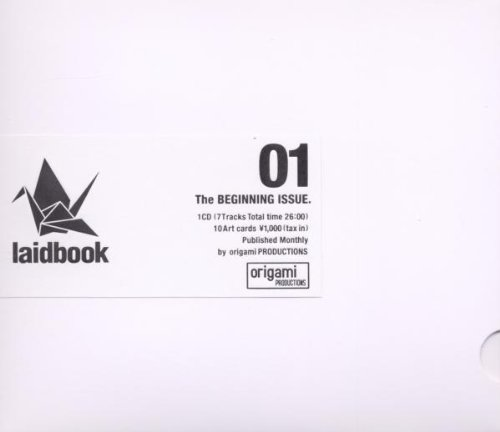 Amazon.co.jp: laidbook01 - The BEGINNING ISSUE: laidbook: 音楽