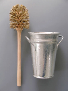 Brushes & Buckets for Your Domestic Cleaning Needs : Remodelista