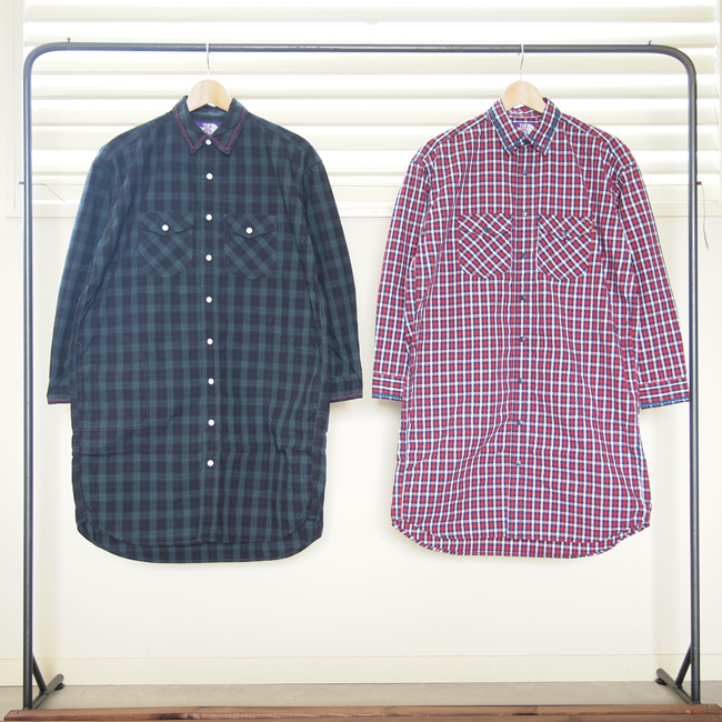 THE NORTH FACE PURPLE LABEL - Ws Shirt One-piece
