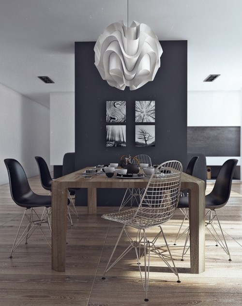 Home Designing — His and Hers Apartment Interior Design by Angelina...