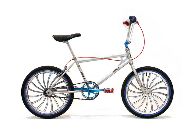 Cinelli MX-1 BMX with old Campy crank   Flickr - Photo Sharing!