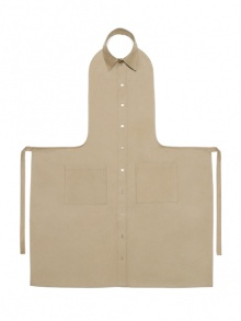 Shirt Collar Apron | NOT JUST A LABEL