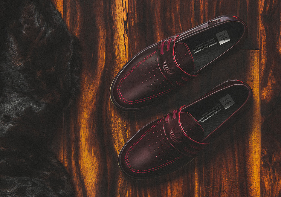 adidas Acapulco Penny Loafer Shoe | SneakerNews.com