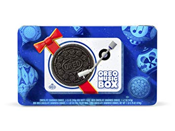 The Oreo Music Box is like a record player for cookies / Boing Boing