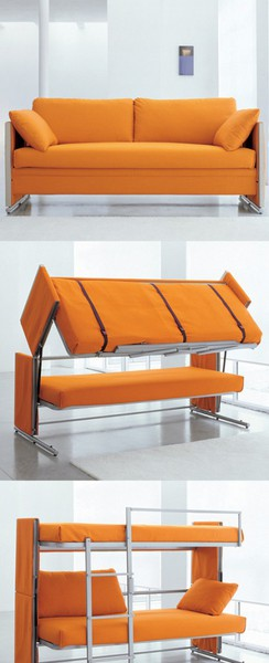 Fancy - Bonbon Convertible Doc Sofa/Bunk Bed