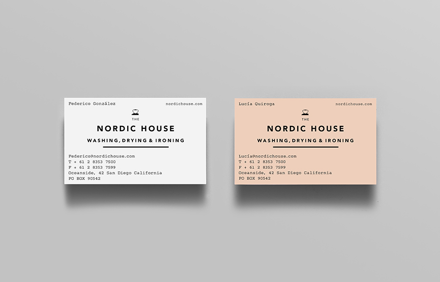 New Logo and Branding for Nordic House by Anagrama - BP&O