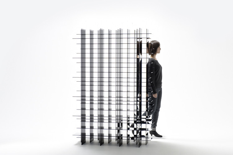 Nendo's Wondrous Shelf Is A Kaleidoscope That Holds Books | Co. Design