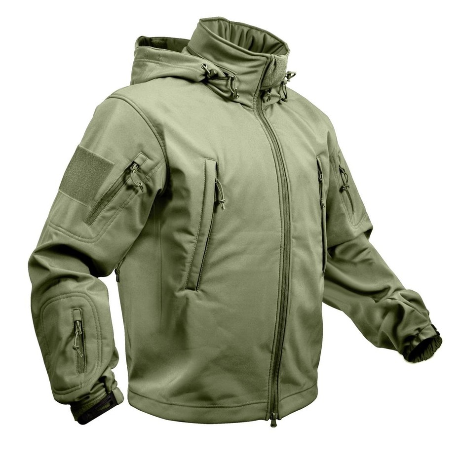 Amazon.com: Rothco Special Ops Tactical Softshell Jacket: Sports & Outdoors