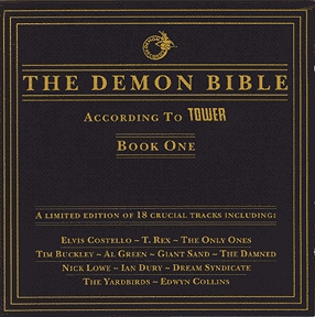File:The Demon Bible According To Tower album cover.jpg - The Elvis Costello Wiki