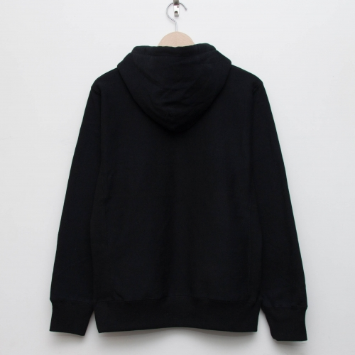Basic Hoodie - Black - cup and cone WEB STORE