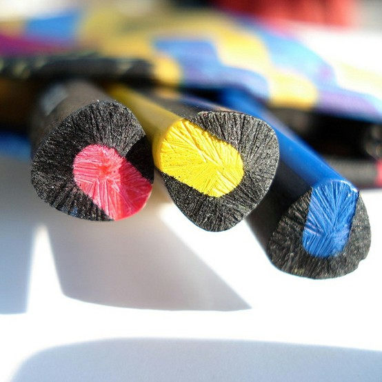 Lyra Colorstripe Colored Pencils - BLICK art materials