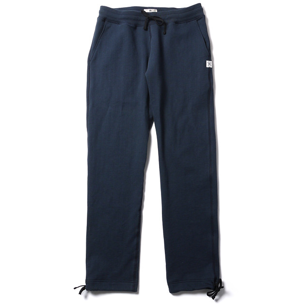 HAVEN - Herringbone Sweatpant Navy