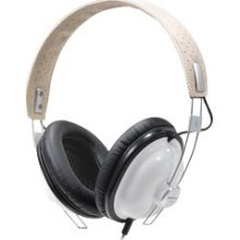 Panasonic RP HTX7-W1 - headphones - Ear-cup, Binaural - White