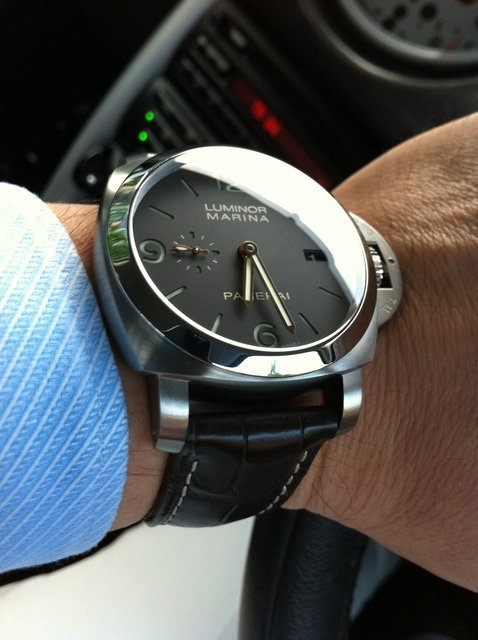 Fancy - Panerai Luminor PAM 351 M