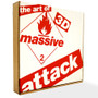 Photo Gallery: Unpacking The Vinyl Factory's limited edition book and vinyl box set 3D and the art Of Massive Attack