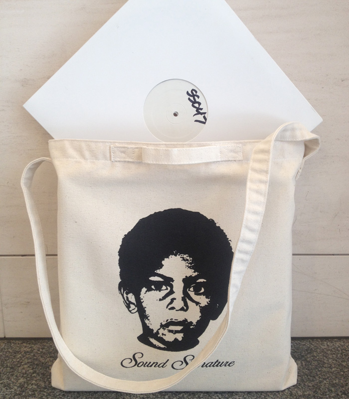 diskunion: THEO PARRISH / SOUND SIGNATURE TOTE BAG