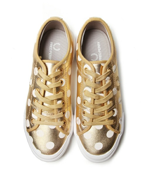 JUN WATANABE / 【JUN WATANABE×FRED PERRY】VINTAGE TENNIS SHOES~ZOZOTOWN LIMITED~(スニーカー) - ZOZOTOWN