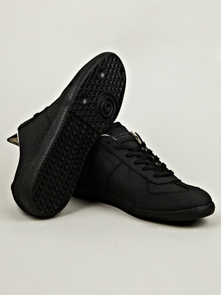 Maison Martin Margiela 22 Men's Gum Sneaker at セレクトショップ oki-ni