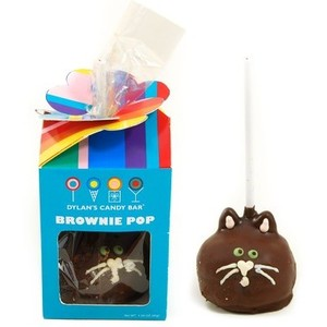 Dylan's Candy Bar - Halloween Brownie Pop in Halloween at Dy... - Polyvore