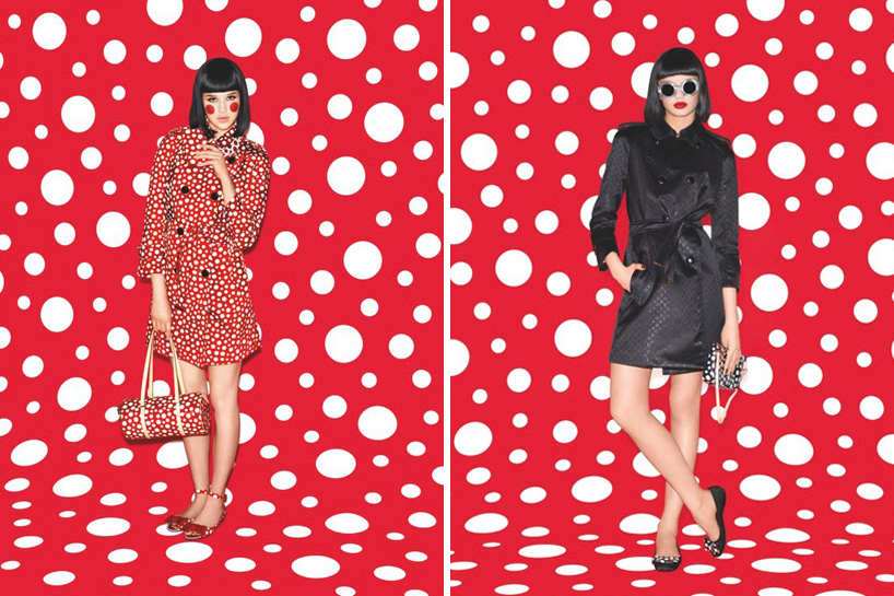 yayoi kusama for louis vuitton - infinitely kusama