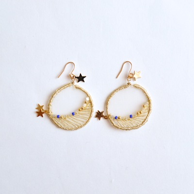 【patterie】moon wave pierce