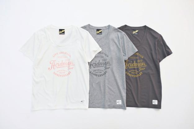 VICTIM【ヴィクティム】 / VICTIM【ヴィクティム】×ACIDMAN LIVE 10th&15th ANNIVERSARY TOUR TEE - VICTIM【ヴィクティム】を取扱うセレクトショップ | CMEinc. online store