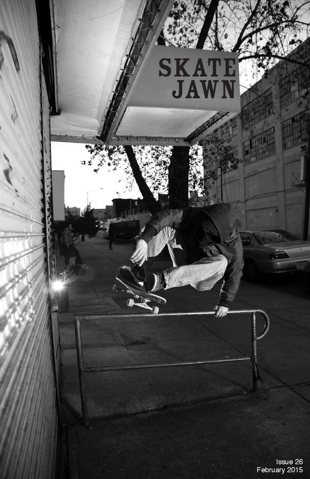 ISSUU - Skate Jawn Issue 26 by Skate Jawn