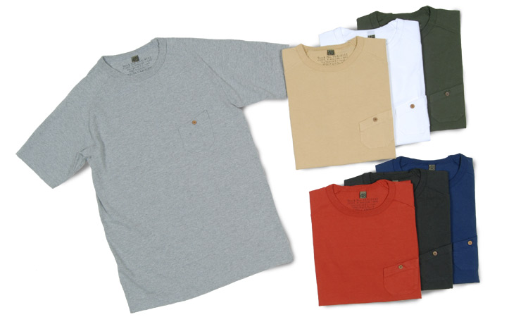 Nigel Cabourn Basic T-shirts
