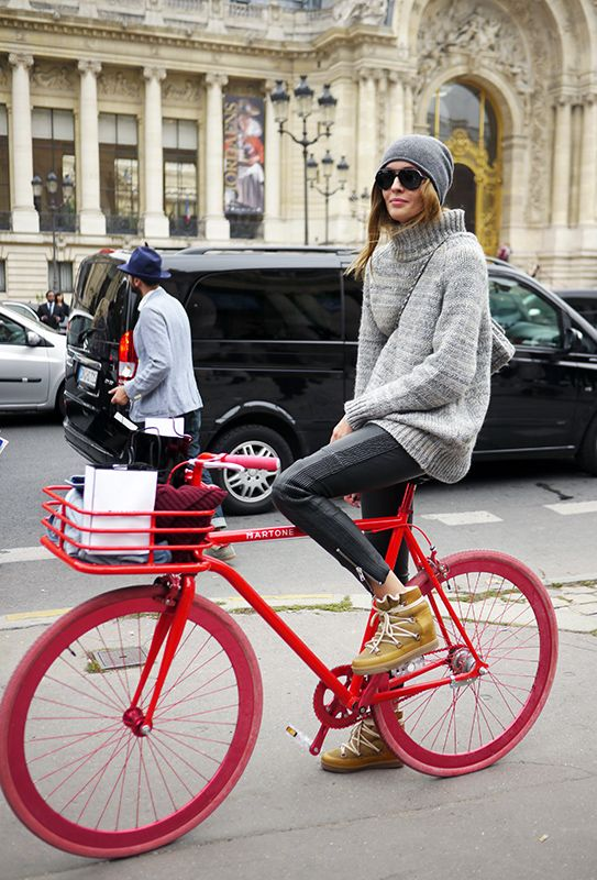 Fashion / bike style