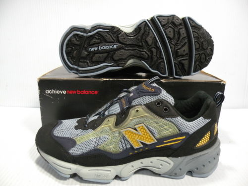 NEW BALANCE 903 LOW MADE IN US SNEAKERS WOMEN SHOES BLACK/NAVY W903AT SIZE 5 NEW   eBay