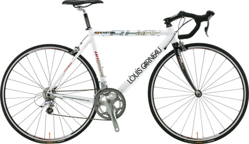 LOUISGARNEAU 2007 bicycles collection    ルイガノ自転車2007年モデルをご紹介